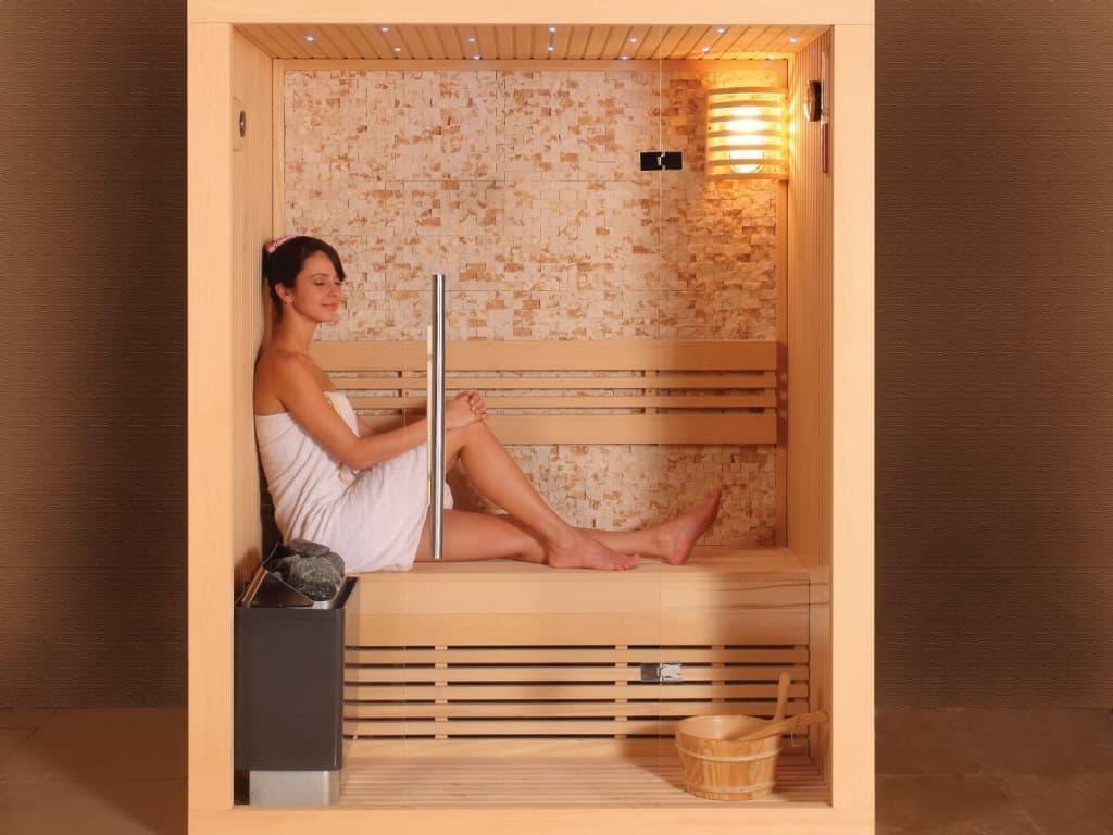 Сауна дома в ванной: устройство мини сауны в квартире ( фото)